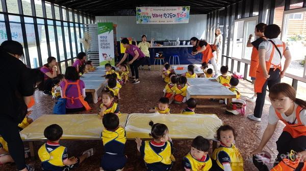 무안군 소규모 어린이집 대상 로컬푸드 체험교실.jpg